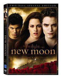 New Moon - (Region 1 Import DVD)