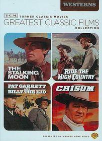 Tcm Greatest Classic Films:Westerns - (Region 1 Import DVD)