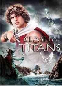 Clash of the Titans - (Region 1 Import DVD)