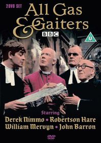 All Gas and Gaiters - (Import DVD)