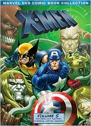 Marvel X Men Vol 5 - (Region 1 Import DVD)