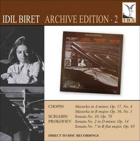 Biret, Idil - Idil Biret Archive Edition 2 (CD)