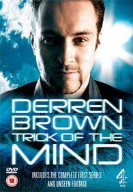 Derren Brown: Trick of the Mind - Series 1 - (Import DVD)