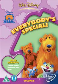 Bear/Big Blue House-Everbody - (Import DVD)