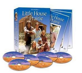 Little House On The Prairie - Season 1 (Import DVD)