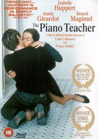 The Piano Teacher (Import DVD)