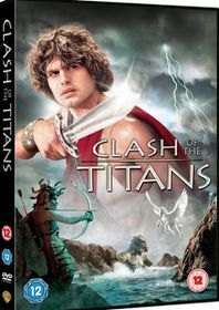 Clash of the Titans (1981) (DVD)