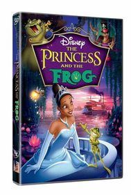 The Princess and the Frog (2009) (DVD)