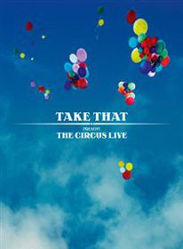 Take That - The Circus Live - (Import DVD)