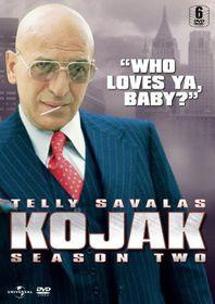 Kojak - Season 2 - (Import DVD)