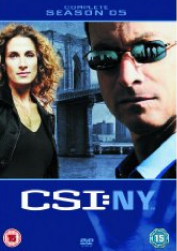 CSI New York Complete Season 5 (DVD)