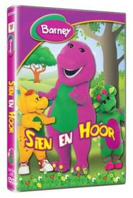 Barney - Sien en Hoor (DVD)
