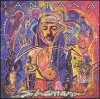 Santana - Shaman (CD)