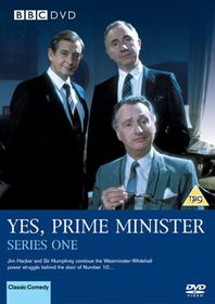Yes Prime Minister : The Complete Series 1 - (DVD)