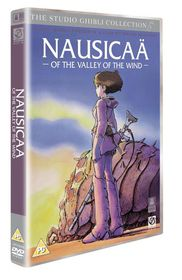 Nausicaa Valley Of The Wind (Import DVD)
