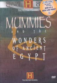 Mummies and the Wonders of Ancient - (Region 1 Import DVD)