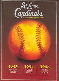 St. Louis Cardinals 1940's - (Region 1 Import DVD)