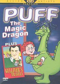 Puff the Magic Dragon - (Region 1 Import DVD)