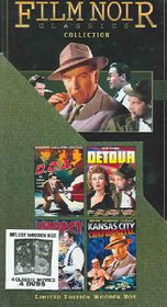 Film Noir Classic Collection 4pk - (Region 1 Import DVD)