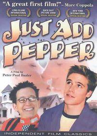 Just Add Pepper - (Region 1 Import DVD)