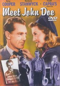 Meet John Doe - (Region 1 Import DVD)