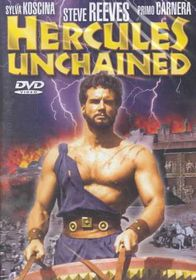 Hercules Unchained - (Region 1 Import DVD)