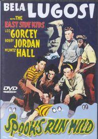 Spooks Run Wild - (Region 1 Import DVD)