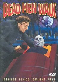 Dead Men Walk - (Region 1 Import DVD)