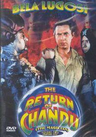 Return of Chandu Volume 2 - (Region 1 Import DVD)