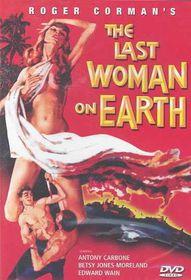 Last Woman on Earth - (Region 1 Import DVD)