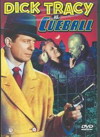 Dick Tracy Vs. Cueball - (Region 1 Import DVD)
