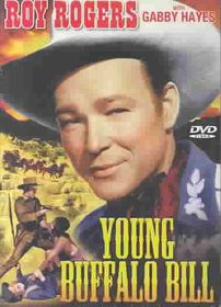 Young Buffalo Bill - (Region 1 Import DVD)