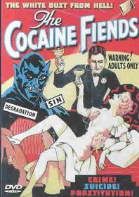Cocaine Fiends - (Region 1 Import DVD)