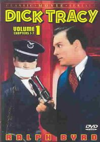 Dick Tracy Volume 1 - (Region 1 Import DVD)