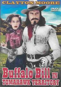 Buffalo Bill in Tomahawk Territory - (Region 1 Import DVD)