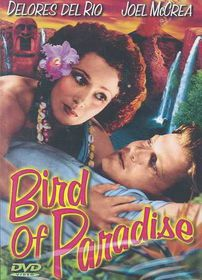 Bird of Paradise - (Region 1 Import DVD)