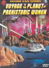 Voyage to the Planet of Prehistoric - (Region 1 Import DVD)