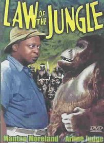 Law of the Jungle - (Region 1 Import DVD)