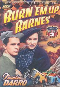 Burn-Em up Barnes Volume 2 (Chapters - (Region 1 Import DVD)