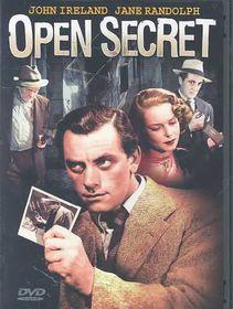 Open Secret - (Region 1 Import DVD)