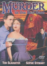 Murder in the Red Barn - (Region 1 Import DVD)