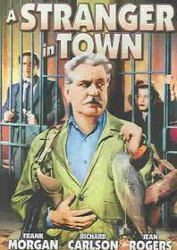 Stranger in Town - (Region 1 Import DVD)