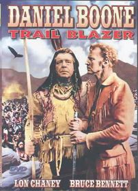 Daniel Boone Trailblazer - (Region 1 Import DVD)
