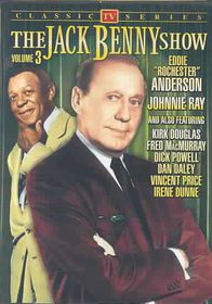 Jack Benny:TV Classics Vol 3 - (Region 1 Import DVD)
