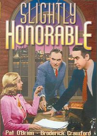 Slightly Honorable - (Region 1 Import DVD)