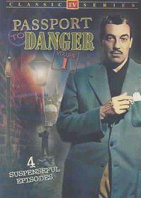 Passport to Danger:Classic TV - (Region 1 Import DVD)