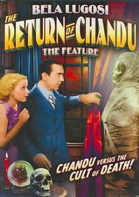 Return of Chandu:Feature - (Region 1 Import DVD)