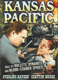 Kansas Pacific - (Region 1 Import DVD)