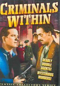Criminals Within - (Region 1 Import DVD)