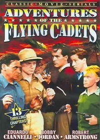 Adventures of the Flying 13 Chapters - (Region 1 Import DVD)